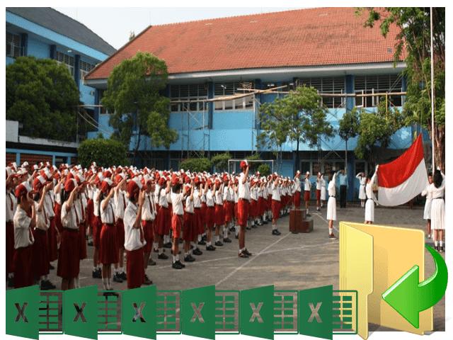 Download Contoh Susunan dan Naskah Upacara Bendera Terbaru Format Words