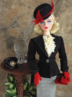 Fashion Plot Gene Marshall