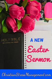 A New Easter Sermon