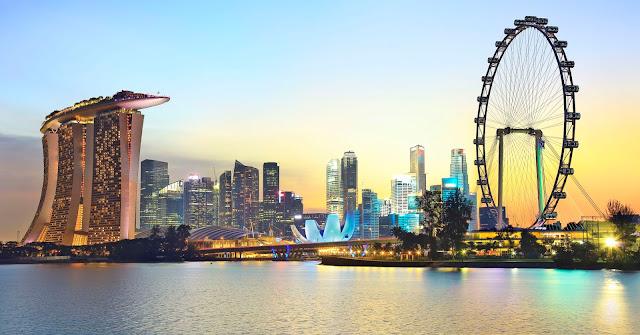 Lịch trình du lịch singapore malaysia 6 ngày 5 đêm