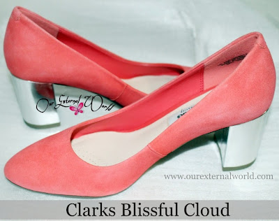 #MyShoeDiaries - Sunday Brunch And Travel Style With Clarks Blissful Cloud