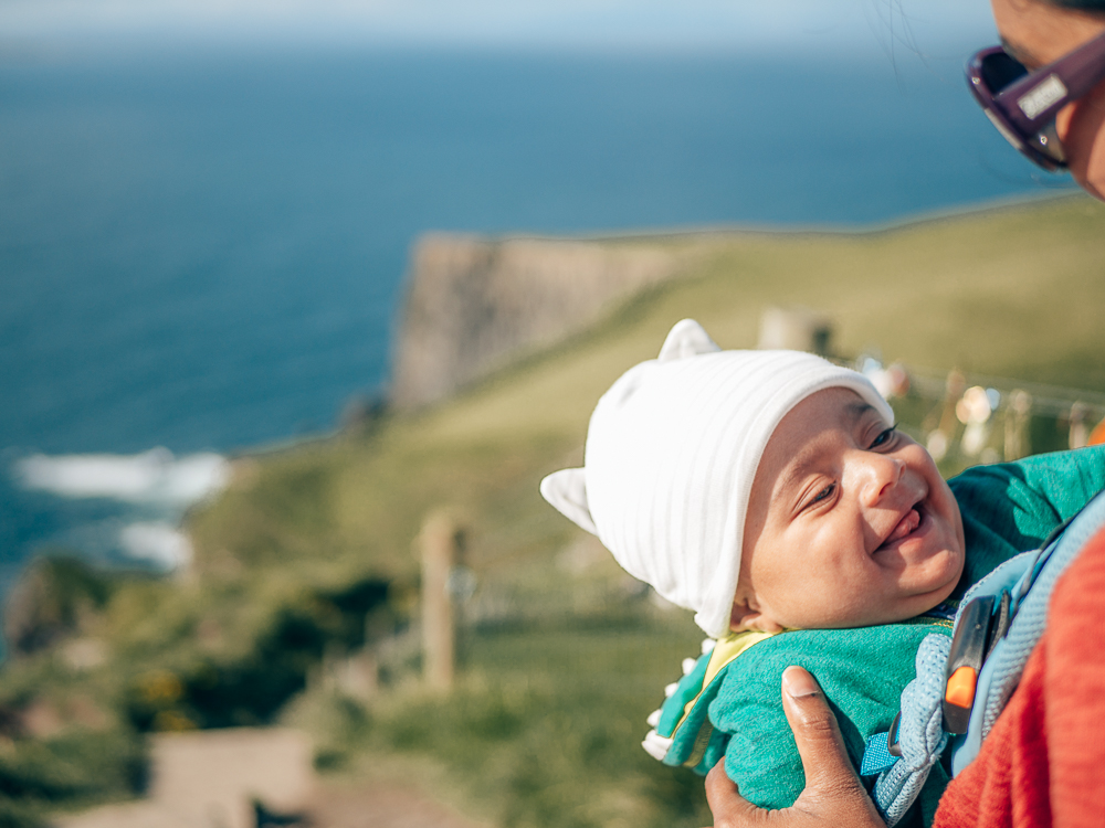 Essential Tips For Traveling With A Baby & Toddler featured by top US international travel blog, Sveet Eskapes
