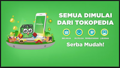 Download Aplikasi Tokopedia