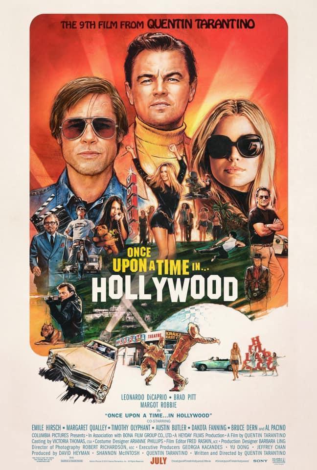 La Novena Película de Tarantino: Un sueño cumplido para el realizador y sus fieles.