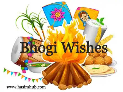 Bhogi Wishes - Happy Bhogi Wishes - Festival  - Hasim Hub