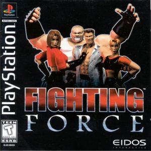 Baixar Fighting Force (1997) PS1 Torrent