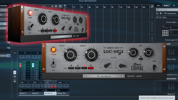 Tone Empire : LOC-NESS V2 v1.1.3 VST, AAX, AU WIN MAC