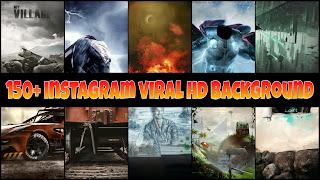 150+ latest instagram viral hd background