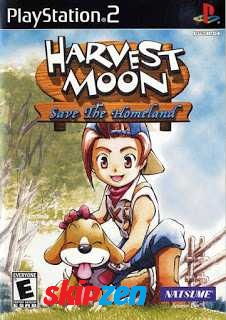 Harvest Moon : Save The HomeLand PS2