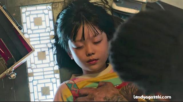Karakter Park Ye Rin as Dorothy : Review Space Sweeper