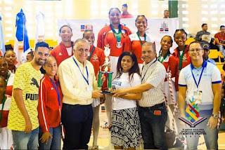 San Cristóbal arrasa en  Juegos Escolares Deportivos Nacionales Monte Plata 2019