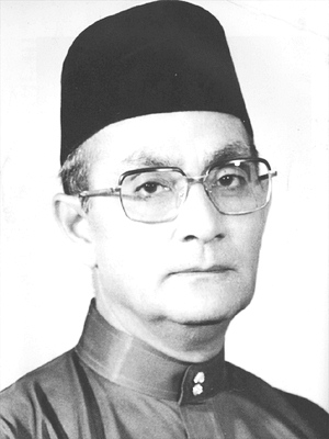 Perdana Menteri ketiga Tun Hussein Onn