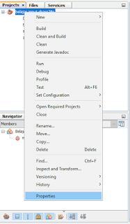 Tutorial Java : Membuat Program Java Input DataBase Dinamis dengan Mysql JDBC