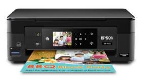 Epson XP-640 téléchargements de pilotes