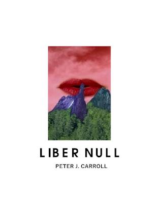 Capa de Liber Null, de Peter Carroll