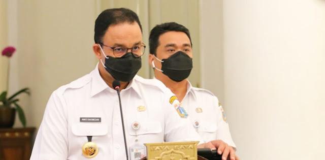 Hari Pertama PSBB Total, Covid-19 Jakarta Masih Bertambah 1.062 Kasus