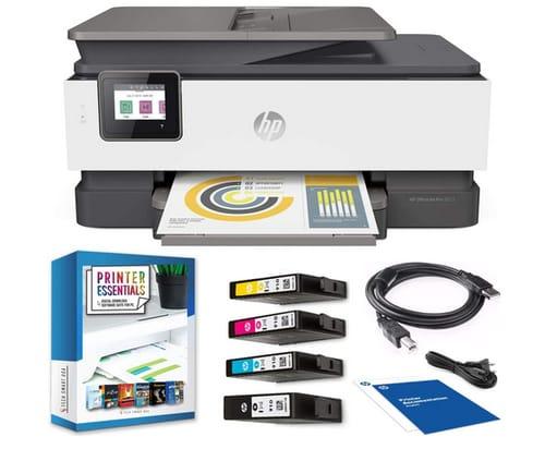HP OfficeJet Pro 8025 Wireless Smart Printer