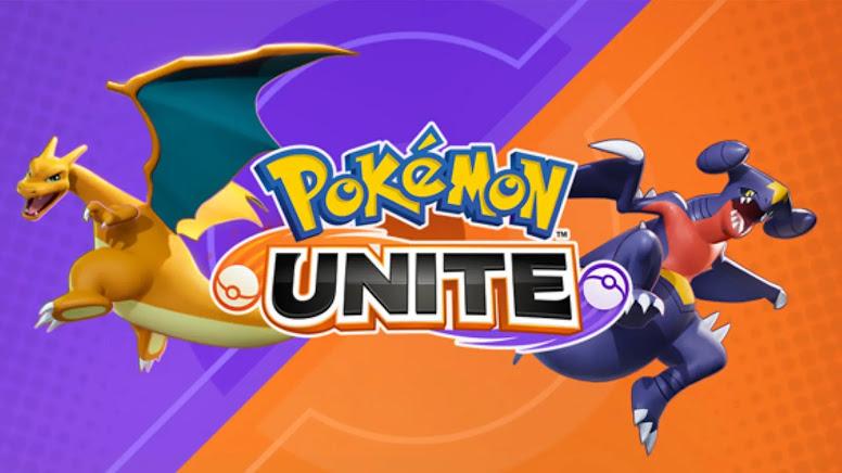 Pokémon Unite Background
