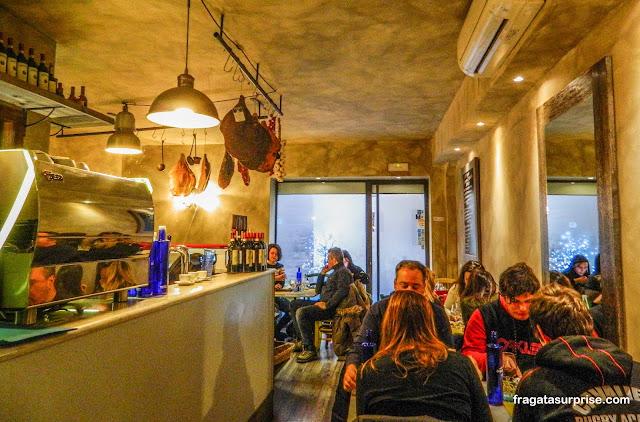 Restaurante em Florença: Trattoria TuMiTurbi
