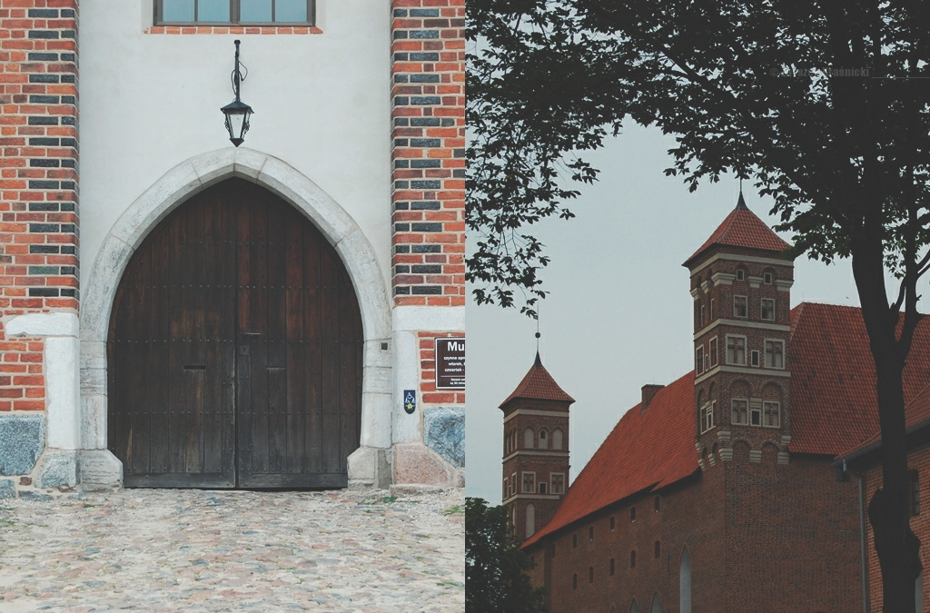 Lidzbark Warmiński, zamek