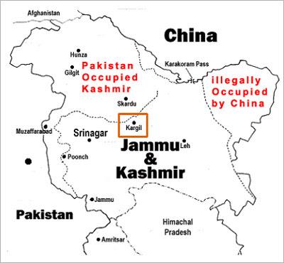 Asian Warrior: The Third Kashmir War: Kargil-1999