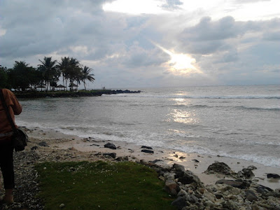 Wisata Pekalongan - Pantai Pasir Kencana