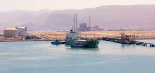 قناة السويس: وصول أول سفينة بوتاجاز لميناء السخنة بحمولة 46 ألف طن