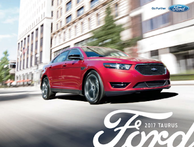 Downloadable 2017 Ford Taurus Brochure