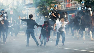 Curfew is not enough to keep peace with protests, arrests from coast to coast