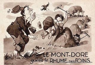 Juin, Les Foins,