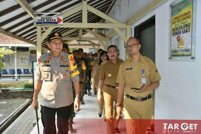Pelaku Pembacokan Polisi Tlogowungu Penderita Gangguan Jiwa
