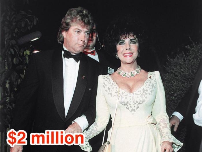 9-Elizabeth Taylor and Larry Fortenski