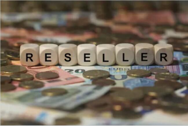 Bisnis online reseller