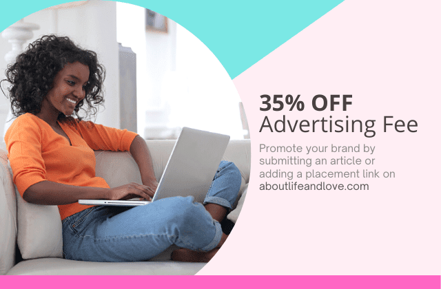 Advertise on About Life and Love