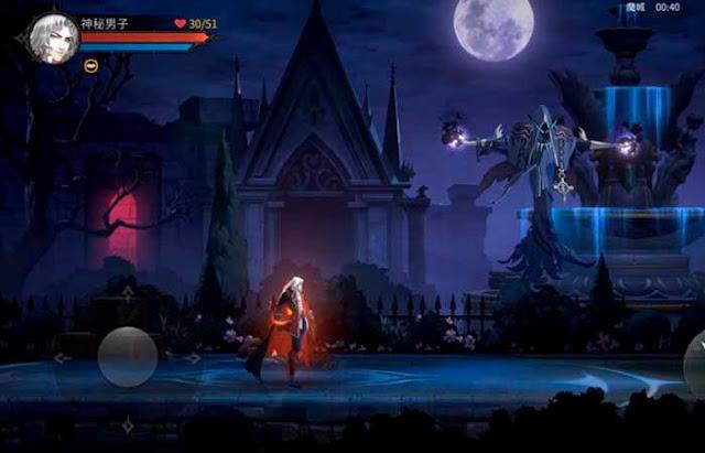 castlevania moonlight rhapsody