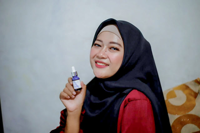 Review Aura Bright Serum