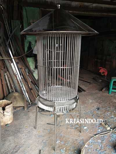 Mau Buat Kandang Stainless Burung Beo? Ini Dia Jasa Kandang Stainless Burung Beo di Jakarta Terbaik