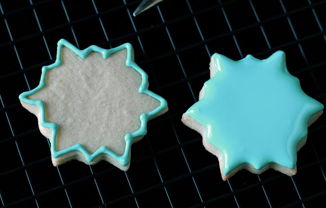 My Cookie Clinic Brush Embroidery Cookies Sisters