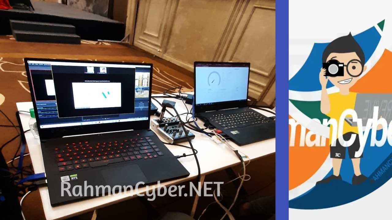 laptop streaming