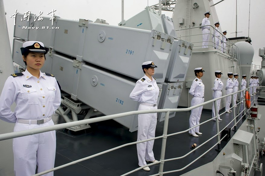 Navy Women Sex 50