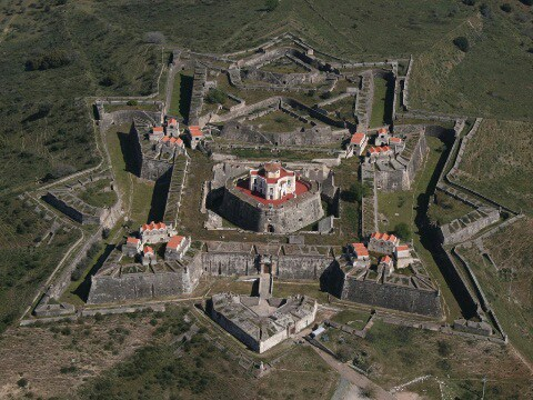 cidade de Elvas (Portugal).