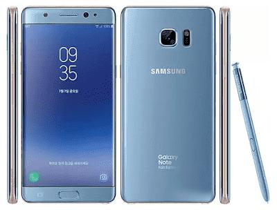 Samsung Galaxy Note FE - Harga dan Spesifikasi Lengkap