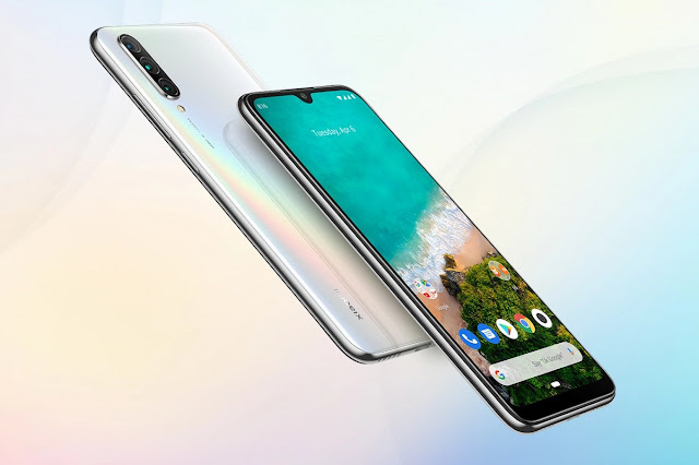 Spesifikasi dan Harga Xiaomi Mi A3