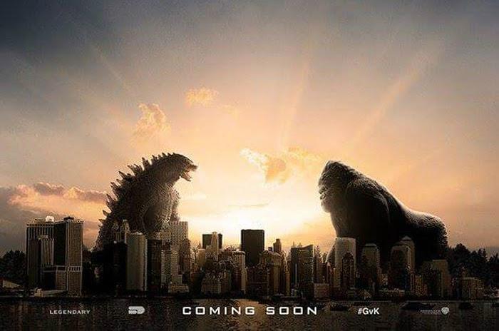 Godzilla News : 怪獣たちを滅ぼす人類の陰謀をとめろ ! !、ハリウッド版「ゴジラ」シリーズの頂上決戦「ゴジラ VS.コング」が、本日ついに撮影開始のクランクイン ! !
