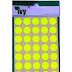 Yellow Dots 13mm