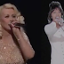CHRISTINA AGUILERA PERFORMANCE WITH WHITEY HOUSTON HOLOGRAM IS HERE