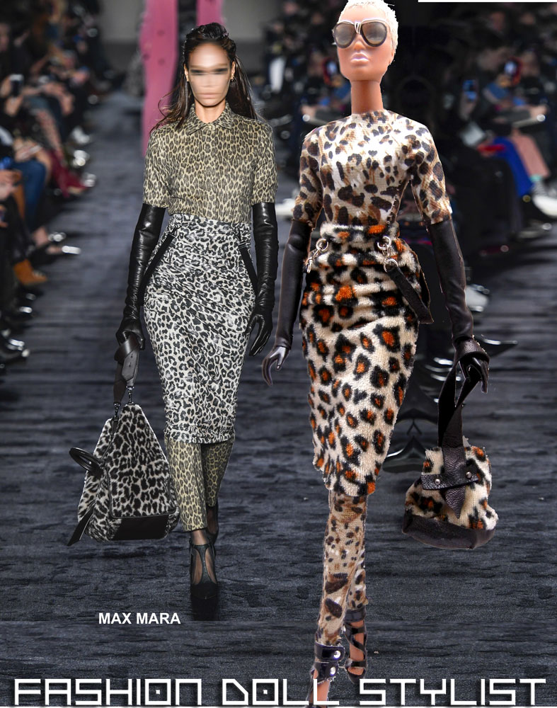 8a5ab1f4 Maybe neither you nor I can get away with wearing this much animal print,  but our divas have the figures and the attitude to pull it ...