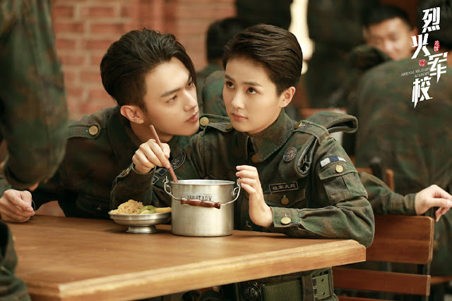 aresenal military academy couple