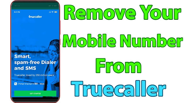 How to Deactivate Account with Truecaller