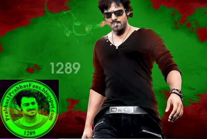 Stylish Prabhas Hq Wallpaper In Rebel: Prabhas 2 PrabhasFans: ReBeL Hq Wallpapers Set 1